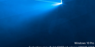 Windows 10 RS4 17107