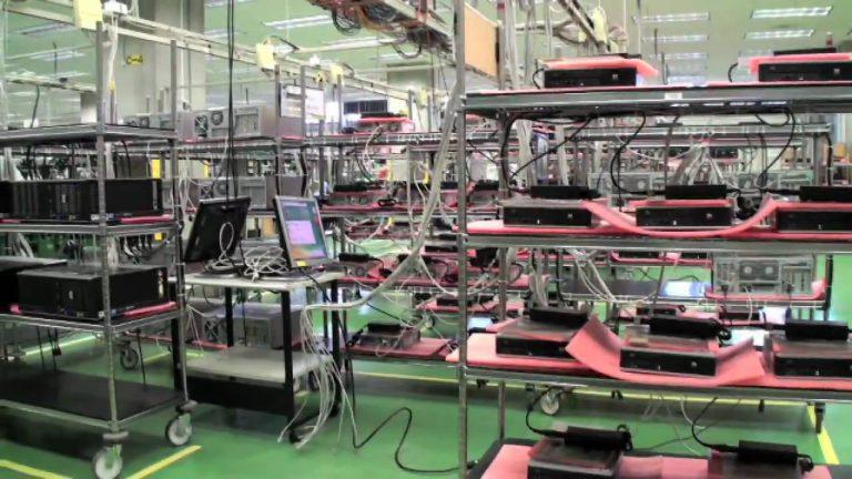 日本HPの国内PC生産が20周年