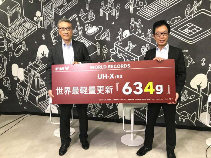 lifebook UX 634g