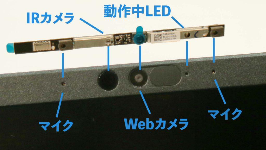 PCのWebカメラ